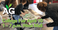 Agriculture College Fair April 10