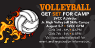 Junior High Volleyball Camp
