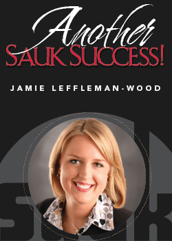 Photo of Jamie Leffelman-Wood